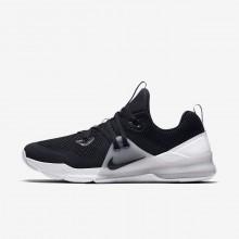 Nike Zoom Training Shoes Mens Black/White/Black AG9825ZI