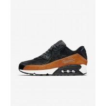 Nike Air Max 90 Lifestyle Shoes Womens Black AK8510BT