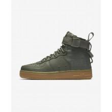 Nike SF Air Force 1 Lifestyle Shoes Womens Light Brown AP8979JA