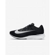 Nike Zoom Running Shoes Mens Black/Dark Grey/White AR3630PG