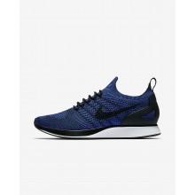 Nike Air Zoom Lifestyle Shoes Mens Black/White/Blue AY7770DM