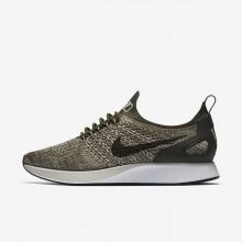 Nike Air Zoom Lifestyle Shoes Womens Khaki/White/Khaki AZ7633OZ