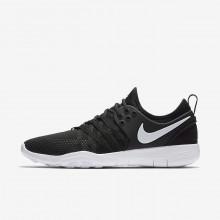 Nike Free TR Training Shoes Womens Black/White BC4345IX