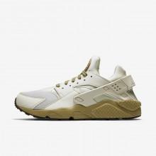 Nike Air Huarache Lifestyle Shoes Mens Olive/Black BL5226AB