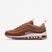 Nike Air Max 97 Ultra Lifestyle Shoes For Women Beige/White BY9292EN