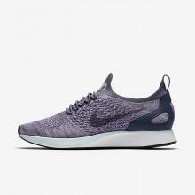 Nike Air Zoom Lifestyle Shoes Womens Dark Grey/White/Blue/Dark Grey CM4610HD