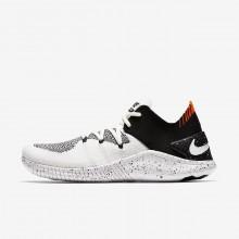 Nike Free TR Training Shoes Womens White/Black/White CP3188ZP