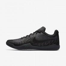 Nike Mamba Rage Basketball Shoes Mens Black/Dark Grey/Black CX4723PV
