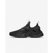Nike Air Huarache Drift Lifestyle Shoes Mens Black/White DS2999ZY