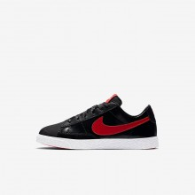 Nike Blazer Lifestyle Shoes Girls Black/Coral/Red EH6586CN
