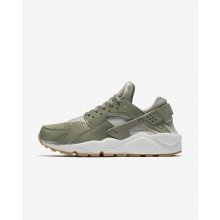 Nike Air Huarache Lifestyle Shoes Womens White/Grey EJ7773KY