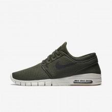Nike SB Stefan Janoski Max Skateboard Shoes Mens Brown/Black EV3101OK