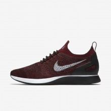 Nike Air Zoom Lifestyle Shoes Mens Deep Burgundy/Red/Platinum FE4648MH