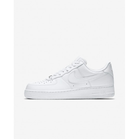 Nike Air Force 1 Lifestyle Shoes Mens White FP1831NC