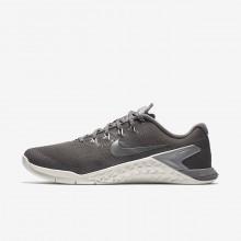 Nike Metcon 4 Training Shoes Womens White/Metallic Grey GB4859BJ