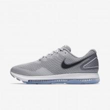 Nike Zoom Running Shoes Mens Grey/Black GN8959OA