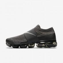 Nike Air VaporMax Flyknit Running Shoes Mens Green/Black GO5909IW