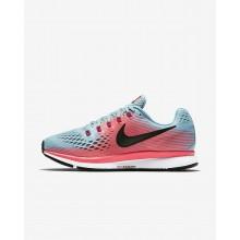 Nike Air Zoom Running Shoes Womens Pink/Blue/Fuchsia/White GX1735BI