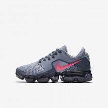 Nike Air VaporMax Running Shoes Girls Dark Blue/Navy/Pink GZ6741WT