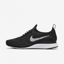 Nike Air Zoom Lifestyle Shoes Womens Black/Dark Grey/White HB3122ZA