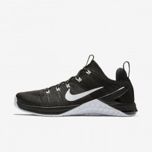 Nike Metcon DSX Flyknit 2 Training Shoes Womens Black/White HM8212YQ