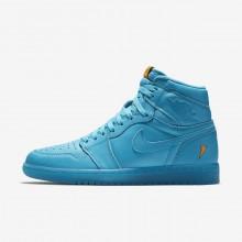 Air Jordan 1 Retro High OG Lifestyle Shoes Mens Blue ID9496ZW