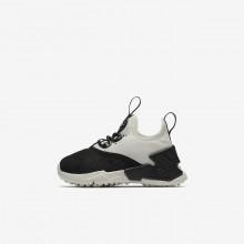 Nike Huarache Lifestyle Shoes Girls Black/White IN9091FN