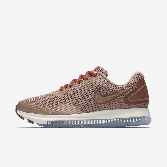 Nike Zoom Running Shoes Womens Pink/Metallic Red IP3668ZR