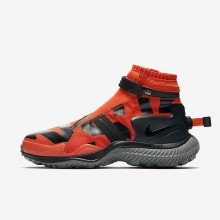 Nike Gaiter Lifestyle Shoes For Men Orange/Grey/Black IR5921JW