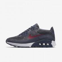 Nike Air Max 90 Lifestyle Shoes Womens Dark Grey/White/Fuchsia/Pink IT7070LJ
