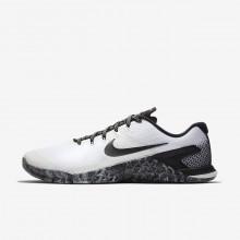 Nike Metcon 4 Training Shoes Mens White/Black KN4491JE