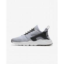 Nike Air Huarache Ultra Lifestyle Shoes Womens Grey/White/Brown/Dark Grey KO7452NE