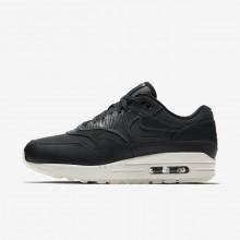 Nike Air Max 1 Lifestyle Shoes Womens Dark Grey/Black/White/Dark Grey KW3397HD