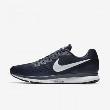 Nike Air Zoom Running Shoes Mens Obsidian/Blue/Black/White KX4554KO