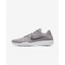 Nike Free TR Training Shoes Womens Grey/White LC7161PL