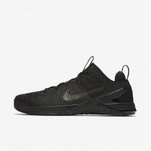Nike Metcon DSX Flyknit 2 Training Shoes Mens Black/Red/Black LJ7616WQ