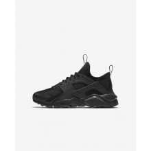 Nike Air Huarache Ultra Lifestyle Shoes Boys Black LN8556CQ