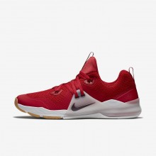 Nike Zoom Training Shoes For Men Red/Grey/Brown/Deep Burgundy LT6927TS