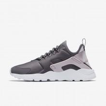 Nike Air Huarache Ultra Lifestyle Shoes Womens Rose/White/Grey LX1082PJ