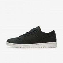 Nike SB Zoom Dunk Low Pro Deconstructed Skateboard Shoes Mens Black/White/Dark Grey/Black MQ5650WY