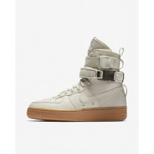 Nike SF Air Force 1 Lifestyle Shoes Womens Brown MY8835SR