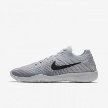 Nike Free TR Training Shoes Womens Platinum/Purple/Blue/Dark Grey NA2953GL