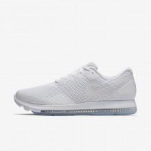 Nike Zoom Running Shoes Mens White/White NO2261UR