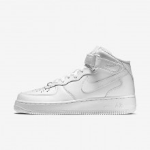 Nike Air Force 1 Lifestyle Shoes Womens White OB8501UW