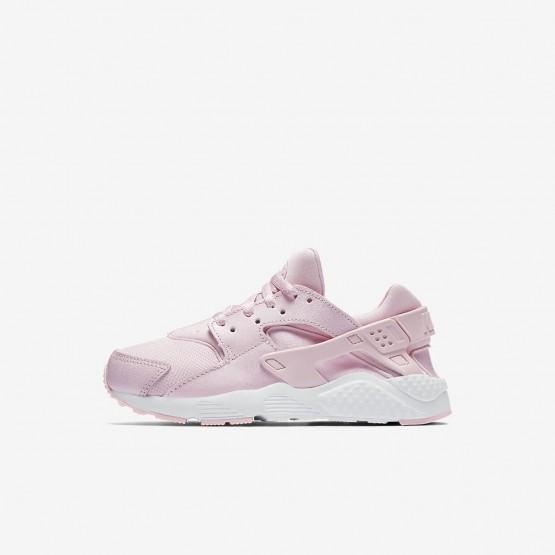 Nike Huarache Lifestyle Shoes Girls Pink/White/Pink OD1983WE