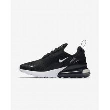 Nike Air Max 270 Lifestyle Shoes Womens Black/White/Dark Grey PG9725AH