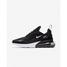 Nike Air Max 270 Lifestyle Shoes Mens Black/White/Red/Dark Grey RN4111OV