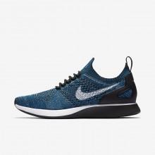 Nike Air Zoom Lifestyle Shoes Mens Green/Blue/White/Black RQ3126XI