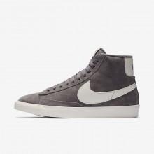 Nike Blazer Mid Lifestyle Shoes Womens Black SI7456AZ