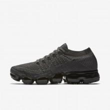 Nike Air VaporMax Flyknit Running Shoes Womens Black/Navy/Multicolor SK2075CS